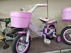 Used 16 inches bike for girls in Dubai, UAE