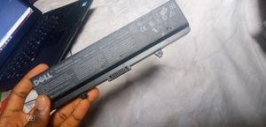 Used Compatible battery for dell and hp in Dubai, UAE