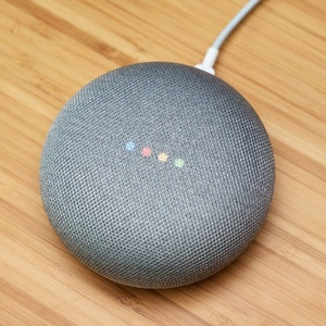 Used Google Home Mini Smart Speaker Like New in Dubai, UAE