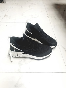 Used Michael Jordan shoes size 42 in black in Dubai, UAE