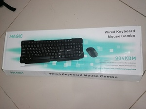 Used Keyboard +mouse(itech) in Dubai, UAE