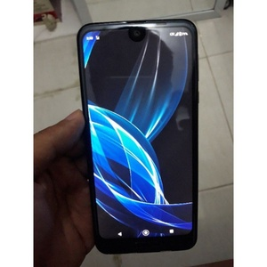 Used Sharp Aquos R2 Smartphone. Made in Japan in Dubai, UAE