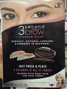 Used 3 Second Eyebrow Stamp Taylor Baldwin in Dubai, UAE