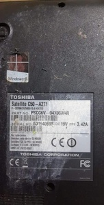 Used Compatible Toshiba battery in Dubai, UAE