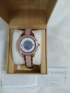 Used Anne klein solar watch 💕 in Dubai, UAE