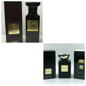 Used Tom Ford & Armani /Prive 2pcs set new in Dubai, UAE