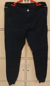 Used Black jeans pant for him in XL size ! in Dubai, UAE