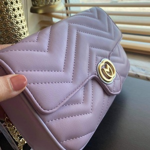 Used Purple shoulder bag in Dubai, UAE
