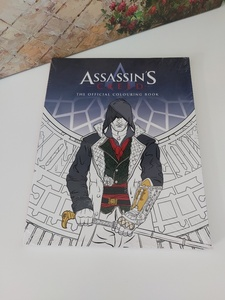 Used ASSASSIN'S CREED COLOURING BOOK in Dubai, UAE
