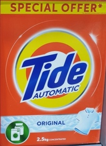 Used Tide 2.5 kg in Dubai, UAE