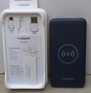 Used VEGER Wireless Original Power Bank 20000 in Dubai, UAE