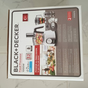 Used Black & Decker Food Processor in Dubai, UAE