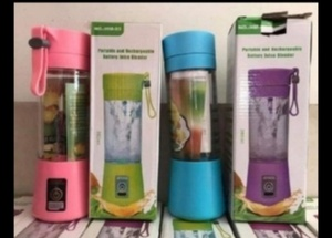 Used Blender bottle portable juicer machine in Dubai, UAE