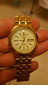 Used watch seiko in Dubai, UAE