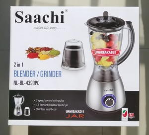 Used Brand New Saachi 2 in 1 Blender/Grinder in Dubai, UAE