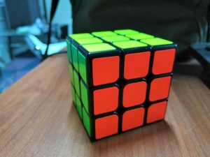 Used 3x3 Rubicks cube in Dubai, UAE