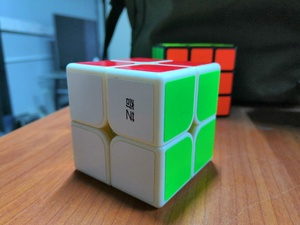 Used 2x2 Rubicks cube in Dubai, UAE