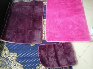 Used 3 pcs small mat in Dubai, UAE