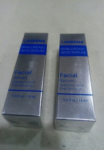 Used Lanbena Hyaluronic acid facial serum in Dubai, UAE
