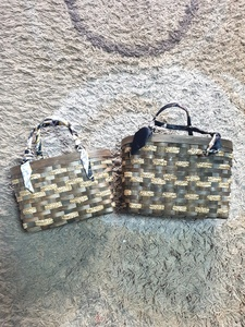 Used Fashion Basket 2pcs in Dubai, UAE
