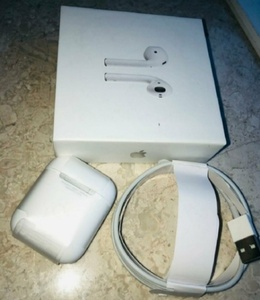 Used AIRPOD 2 WIRELESS ONLY BUY NOW in Dubai, UAE