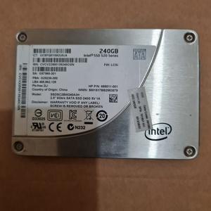 Used Intel 6Gbps 240GB Used in Dubai, UAE