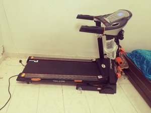 Used Treadmill workout in Dubai, UAE