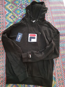 Used Original Fila hoodie in Dubai, UAE