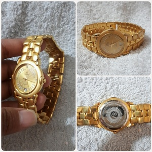 "Used Authentic Phoenix Swiss golden watch*"""". in Dubai, UAE"