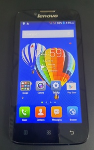 Used Lenovo A328 in Dubai, UAE