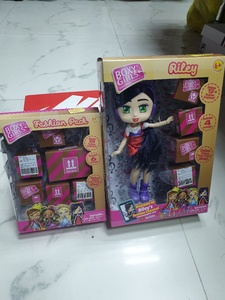 Used Boxy Girls Riley & Fashion Pack surprise in Dubai, UAE