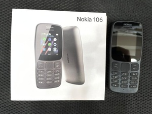 Used ORIGINAL NOKIA 106 DUAL SIM❗ in Dubai, UAE