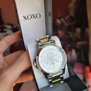 Used XOXO two tones ladies watch ⌚ in Dubai, UAE