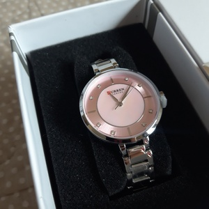 Used CURREN 9051 Women's Round Dial Watch in Dubai, UAE