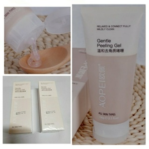 Used Face Exfoliating Gel (2 Pieces) in Dubai, UAE