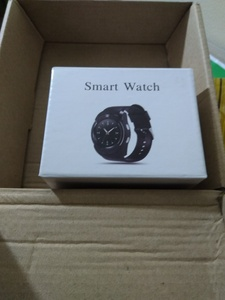 Used camera call smart watch black in Dubai, UAE
