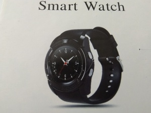 Used Camera call Smart Watch - black in Dubai, UAE