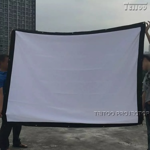 Used Brand new white projection back ground in Dubai, UAE
