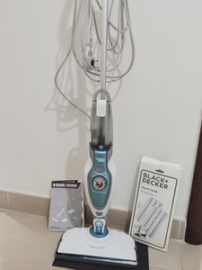 Used Black&Decker Steam Mop in Dubai, UAE
