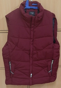Used Sleevless gilet vest body warmer for him in Dubai, UAE