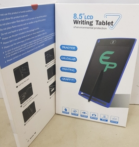 "Used 4 pcs Writing Learning Tablet 8.5"" LCD in Dubai, UAE"