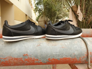 Used Nike cortez size 44 in Dubai, UAE