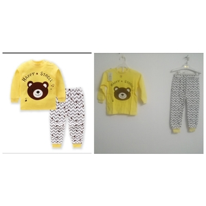 Used Baby Kids Pajamas clothes set in Dubai, UAE