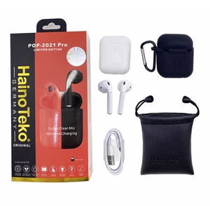 Used ORIGINAL Haino Teko POP-2021 PRO Airpods in Dubai, UAE