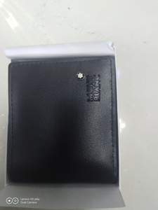 Used Mont blanc wallet in Dubai, UAE