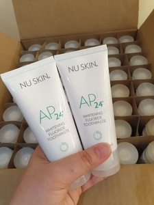 Used Nuskin AP24 Whitening  Toothpaste in Dubai, UAE