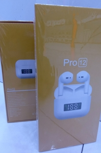 Used Airpods Pro 12 New Packed Good Quality in Dubai, UAE