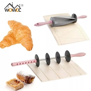 Used Buy 1 get1 crouissont cutting baking pin in Dubai, UAE