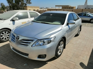 Used Camry 2010 in Dubai, UAE