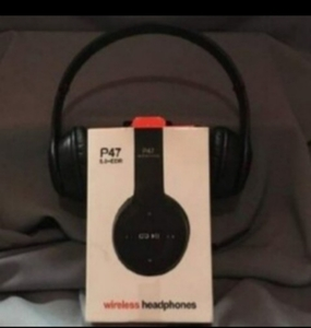 Used P47 Headset bluetooth now 💢💢💢 buy in Dubai, UAE